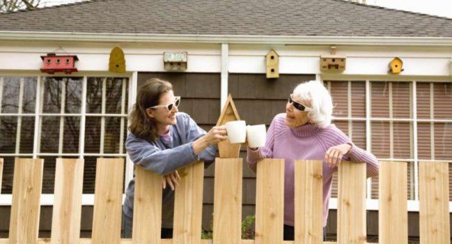 Come fare amicizia con i propri vicini di casa