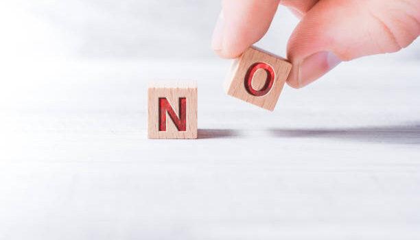 Imparare a dire di no (assertività)